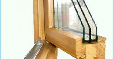 Miten saada puinen ikkunat kaksinkertaiset ikkunat