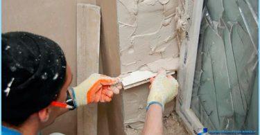 Miten asettaa rinteet muovi-ikkunat