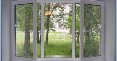 Miten eristää muovi-ikkunat: soffits, ikkunalaudalle