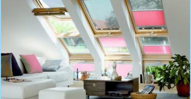 Kuinka asentaa kattoikkunoiden käsillään