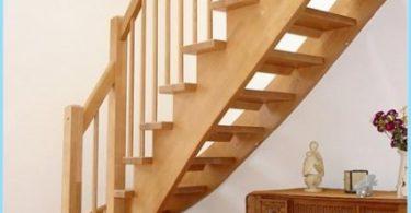 Jäykisteet portaisiin käsillään