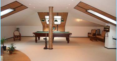 Suunnittelu ja asennus katon järjestelmän mansardikatto