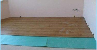 Miten täyttää itsetasaava lattia tasoitus