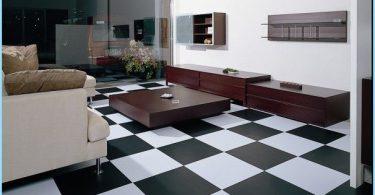 Miten tyyli lattialaatat käsillään