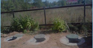 Laite saostuskaivo betonirenkaita