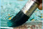 Lämmönkestävät maali ja ruoste metalli