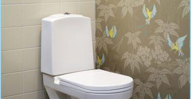 Koristelu kylpyhuone PVC paneelit omin käsin