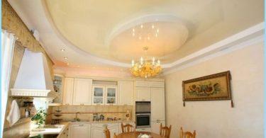 Design Pics katot keittiössä