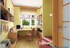 Opiskelija huone Moderni design